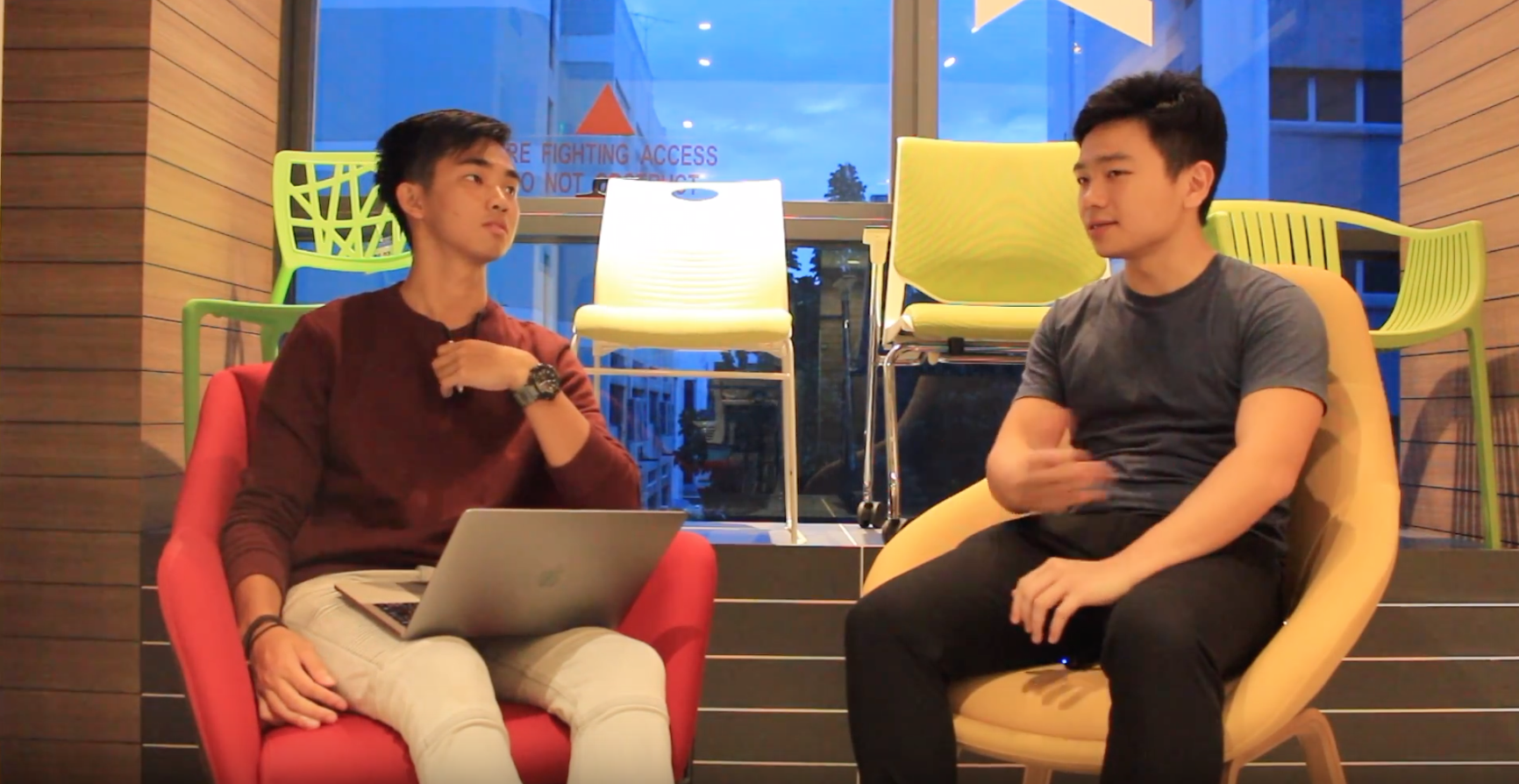 Interview With Ngee Ann Poly