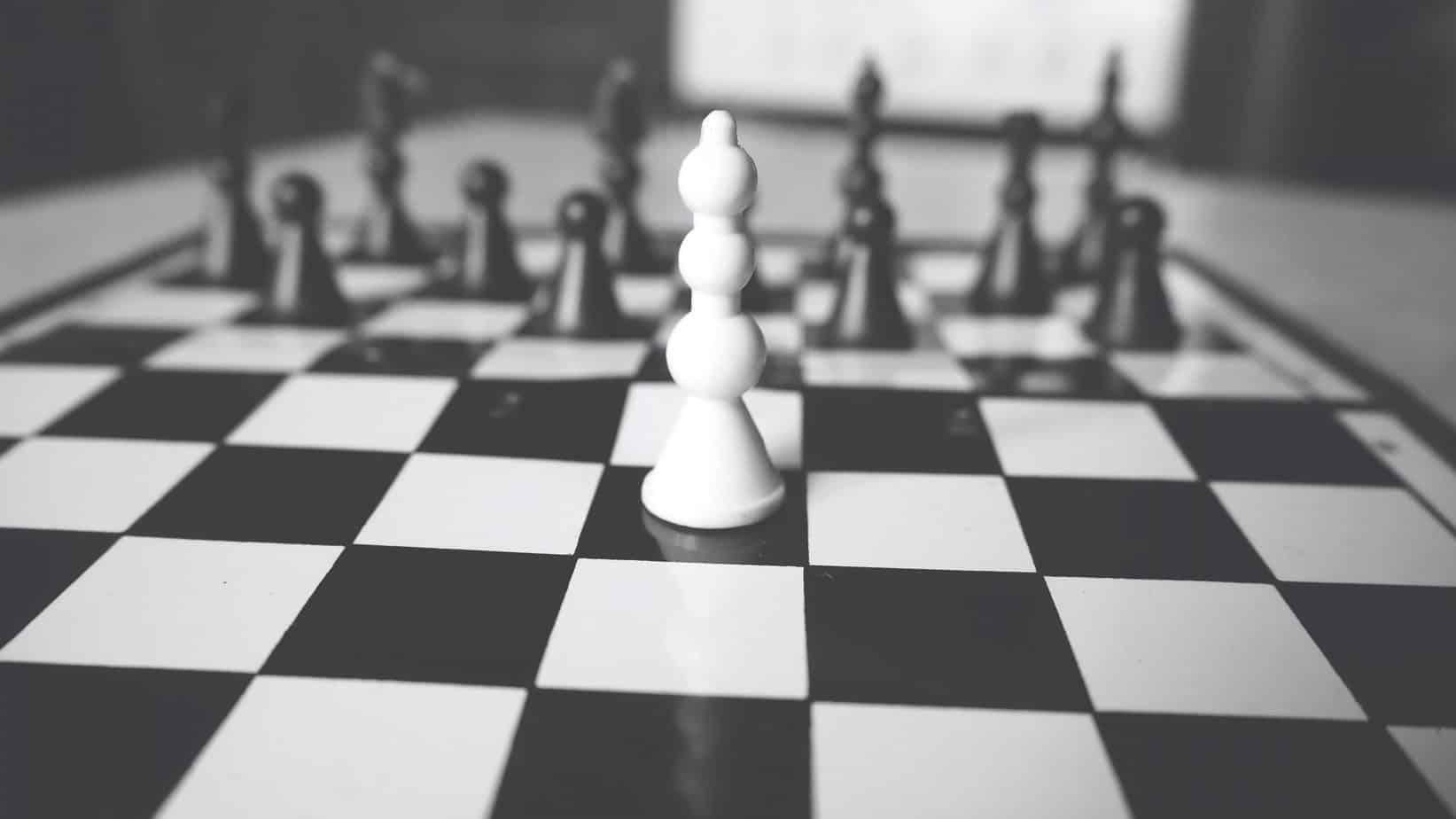 Life like a chess